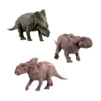 1toy Walking with Dinosaurs 3 фигурки 7,5 см, пластмасса, на блистере