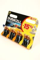 Элемент питания Duracell MN1500 Turbo BL8