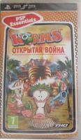 Worms: Открытая война (Essentials) [PSP]